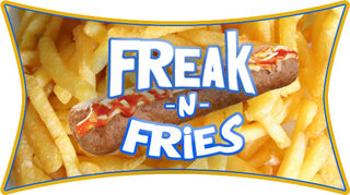 Freak-N- Fries Frikadellen 6pk