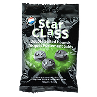 Starclass Double Salt Licorice 3.5oz