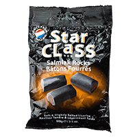 Starclass Salmiak Rocks Licorice 3.5oz