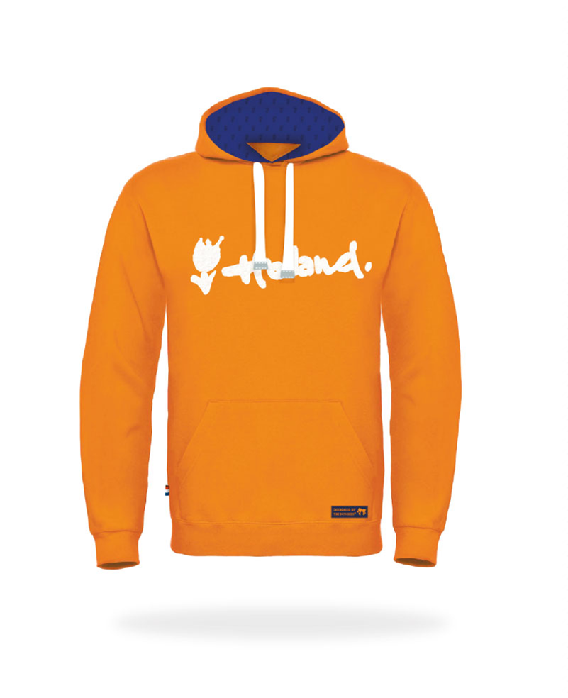 Hoody Holland Orange XL